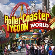 C18-2 RollerCoaster Tycoon World ED